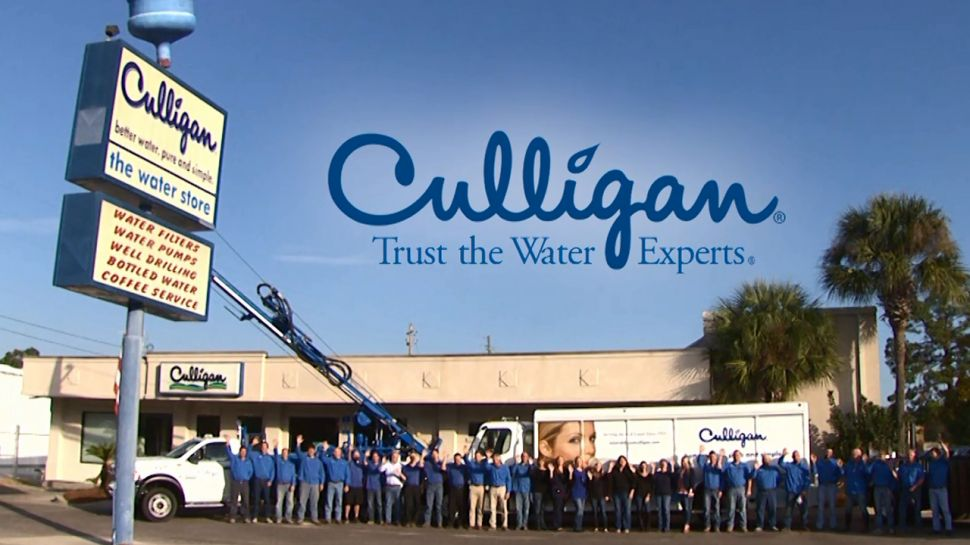 Jay Trumbull Sr. from Emerald Coast Culligan - A Note of History