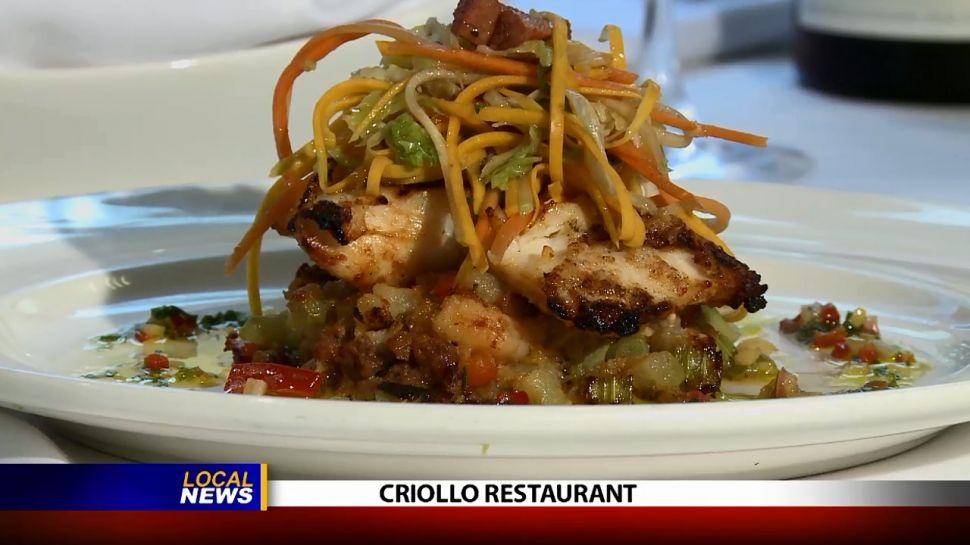 Criollo Restaurant - Local News