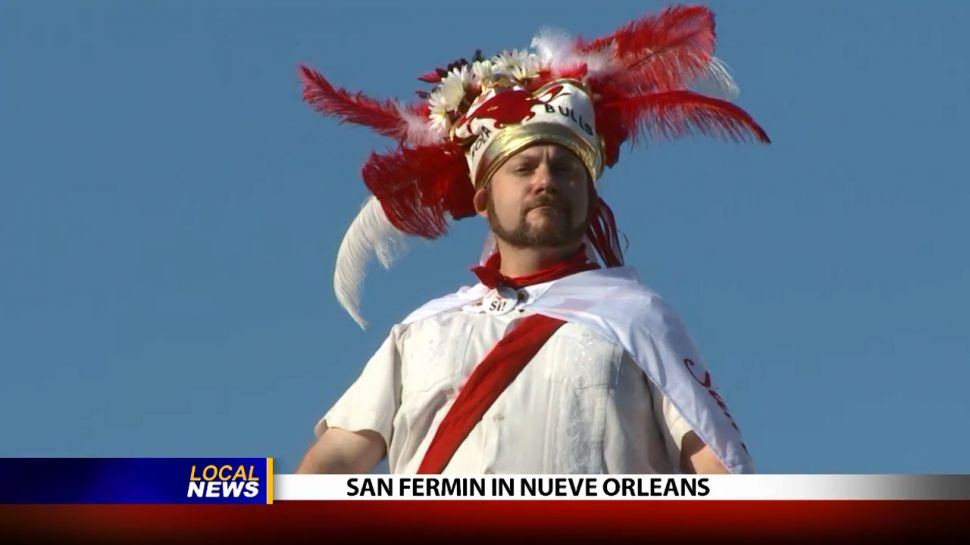San Fermin in Nueve Orleans - Local News