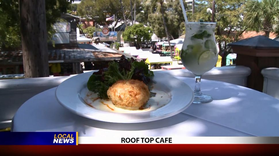 Roof Top Cafe - Local News