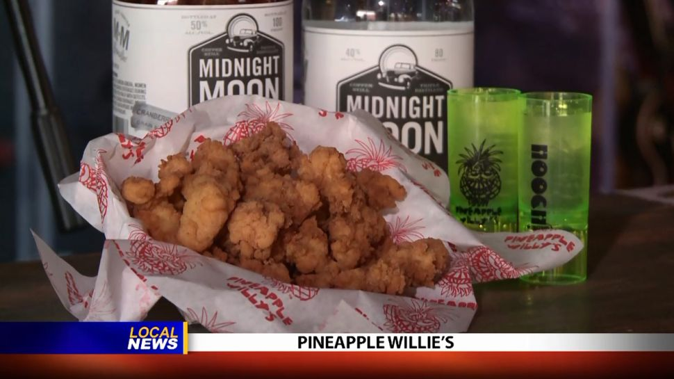 Pineapple Willie's - Local News