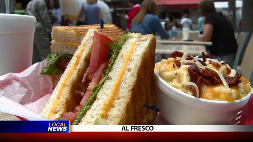 Al Fresco - Local News