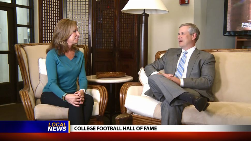 College Football Hall of Fame - Local News