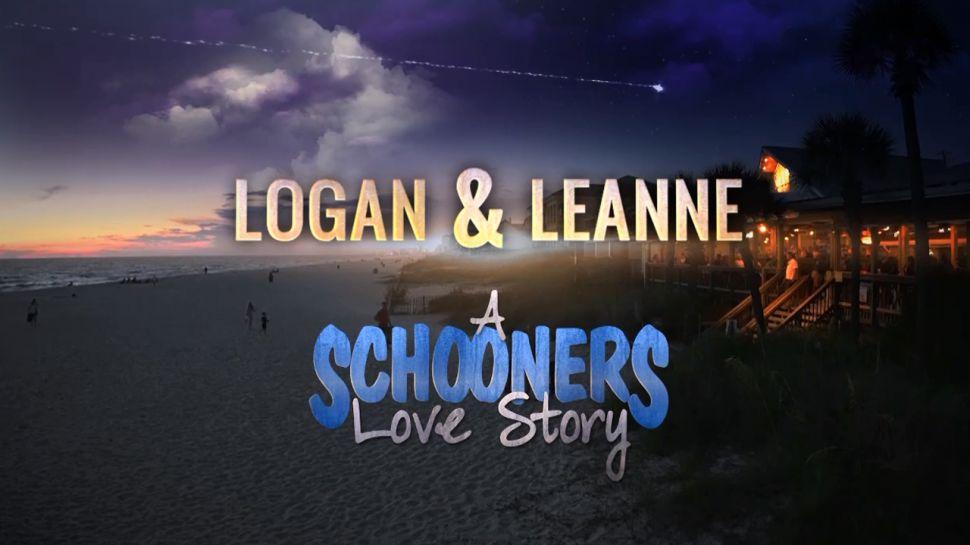 Schooners Love Story - Logan & Leanne