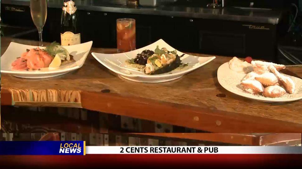 2 Cents Restaurant & Pub - Local News