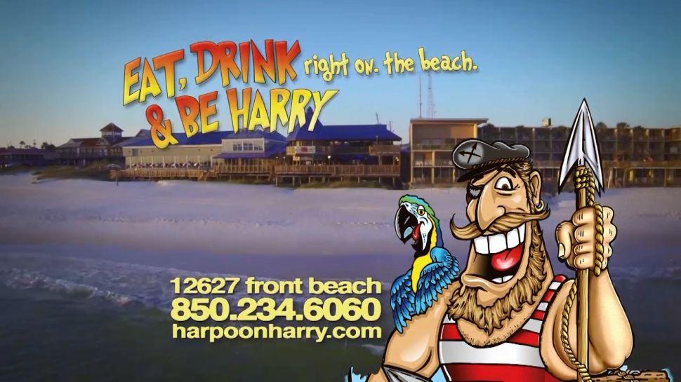 Harpoon Harry's - Right on. The Beach.