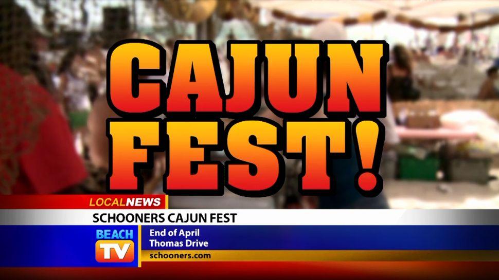 Schooners Cajun Fest