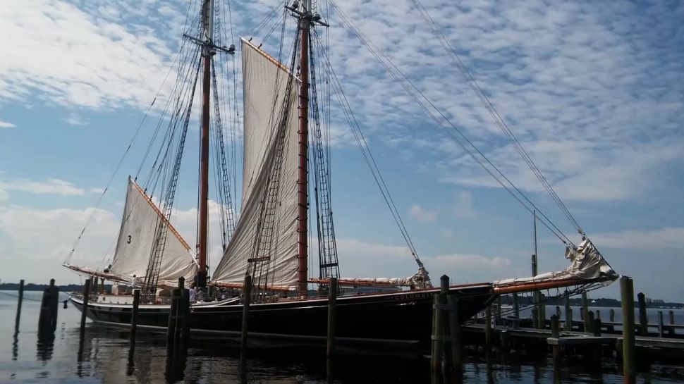 Dyers Point - A Note of History