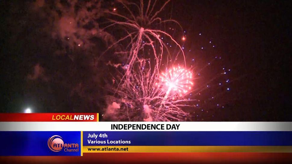 July 4th in Atlanta - Local News