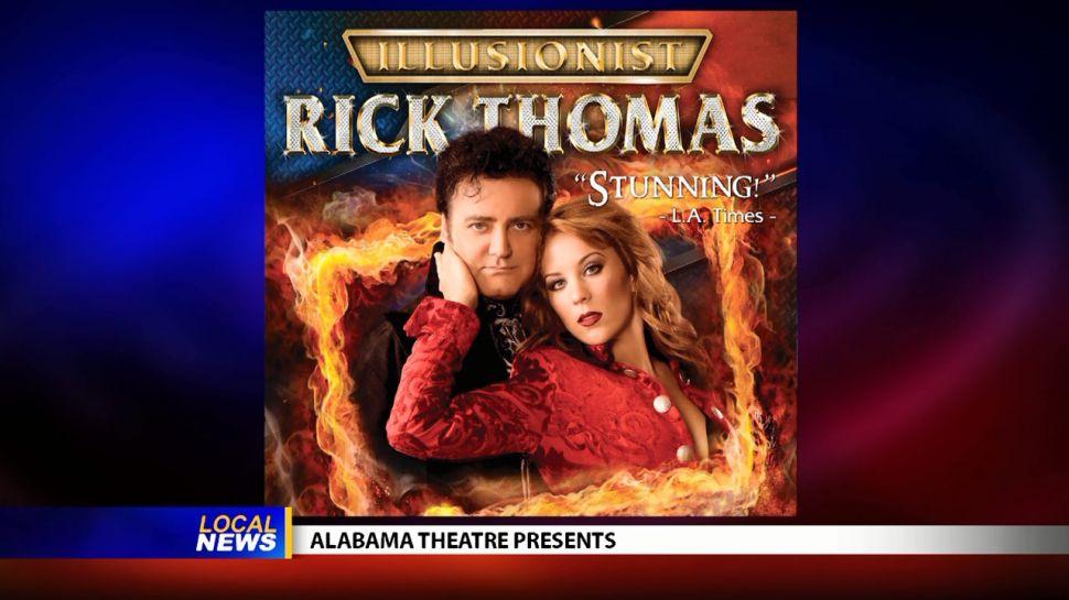 Alabama Theatre Presents - Illusionist Rick Thomas