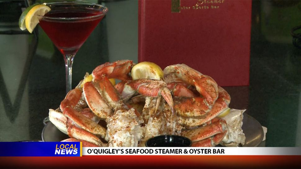 O'Quigley's Seafood Steamer & Oyster Sports Bar - Dining Tip