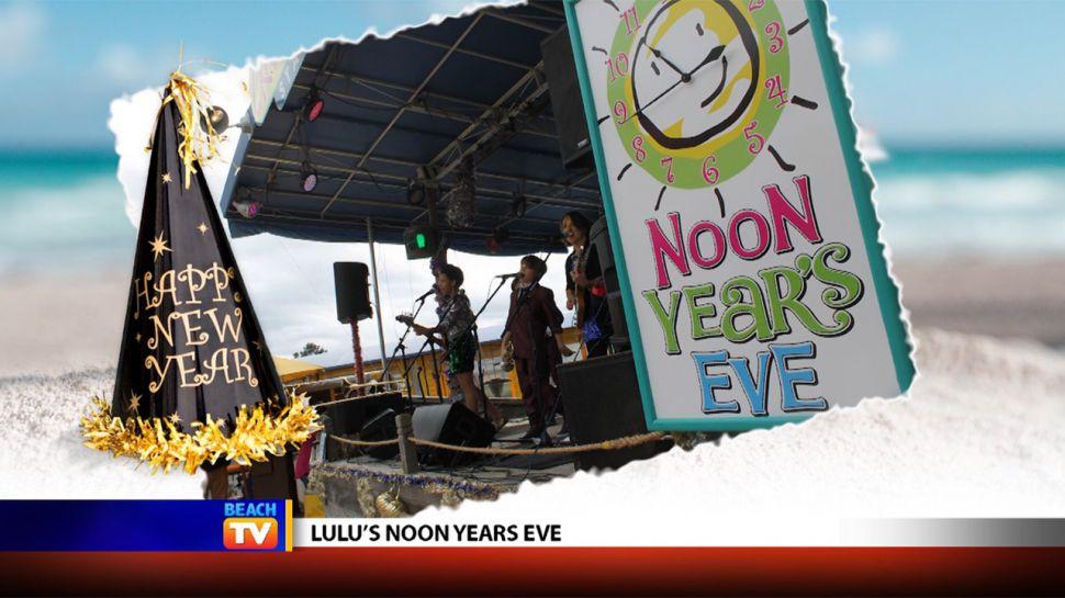LuLu's Noon Years Eve - Local News