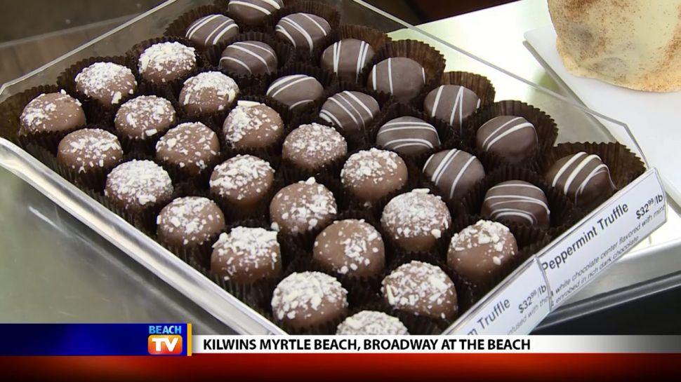 Kilwins Myrtle Beach - Dining Tip