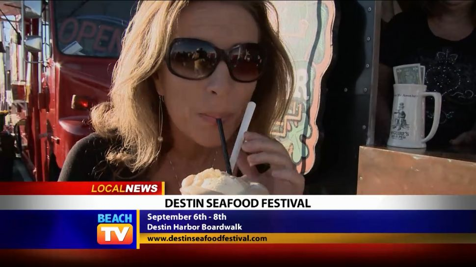 Root Beer Floats at the Destin Seafood Festival - Local News
