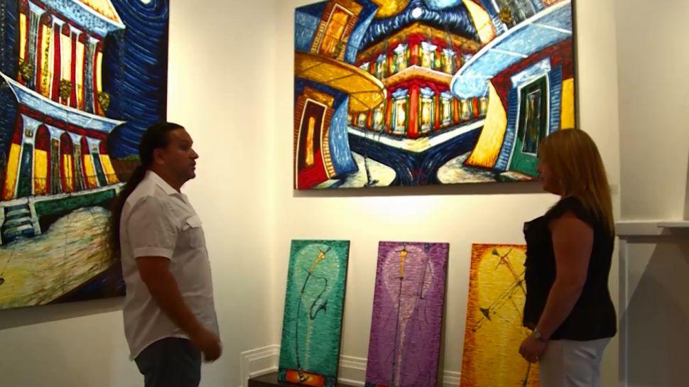 Caliche and Pao Fine Art Gallery