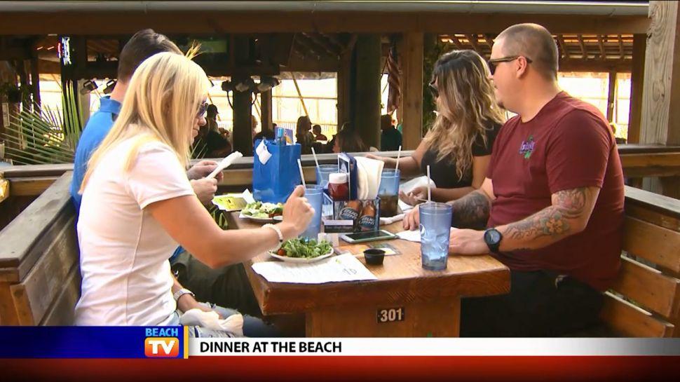 Dinner at the Beach - Local News