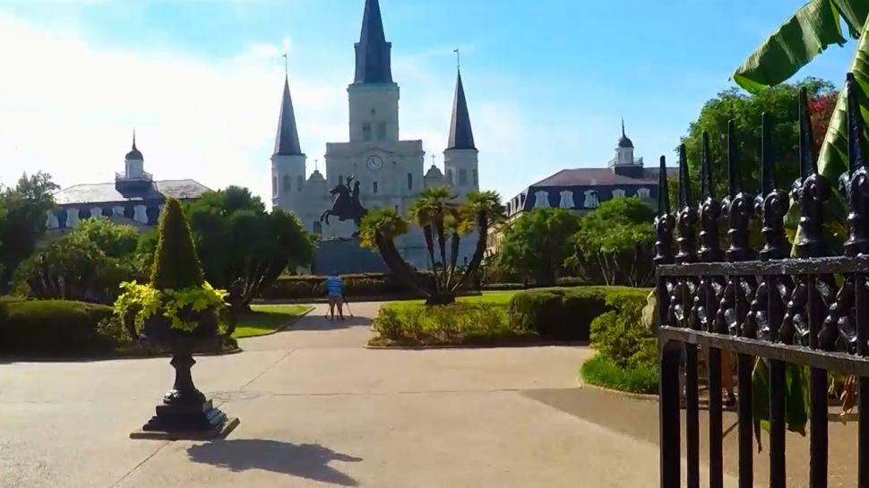 Passport to the French Quarter