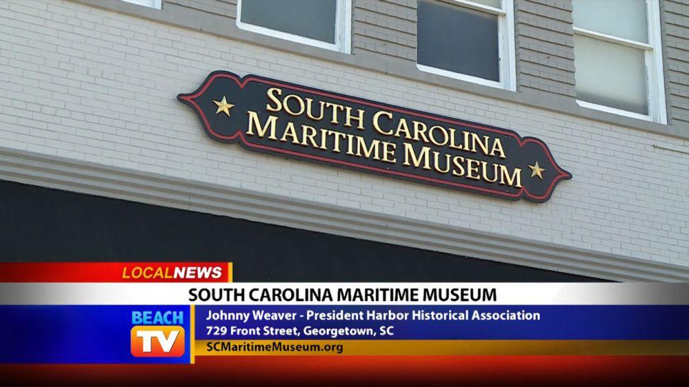 South Carolina Maritime Museum - Local News