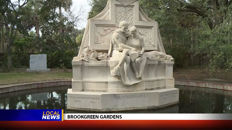 Lauren Joseph from Brookgreen Gardens - Local News