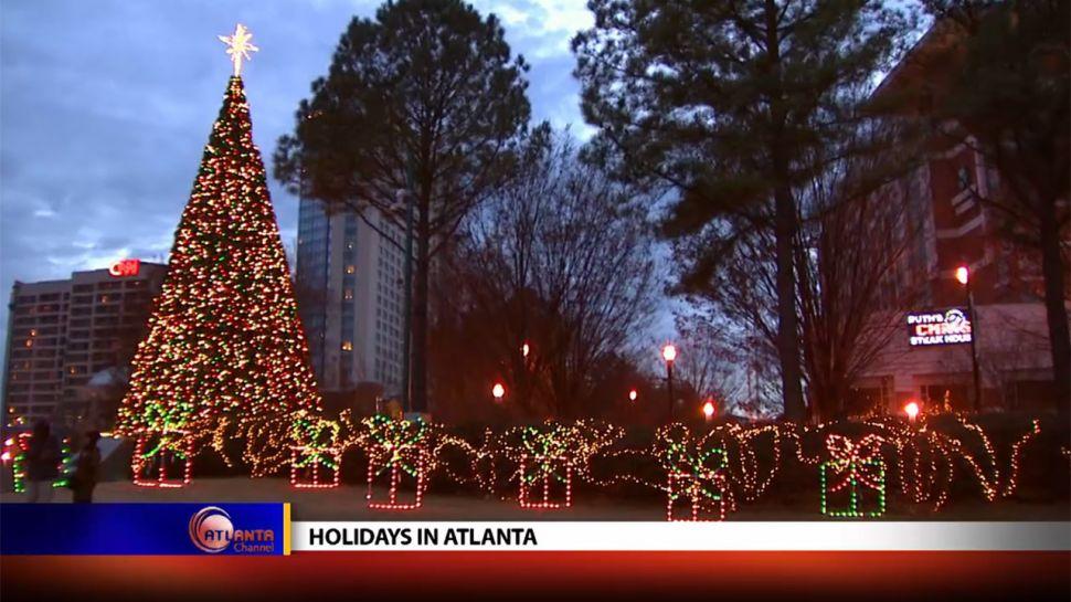 Holidays in Atlanta - Local News