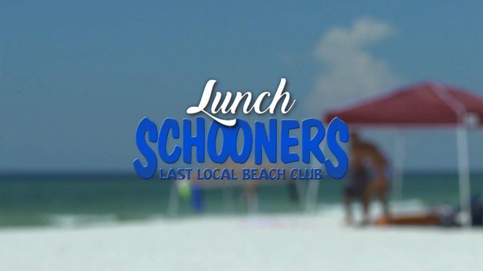 Lunch at Schooners