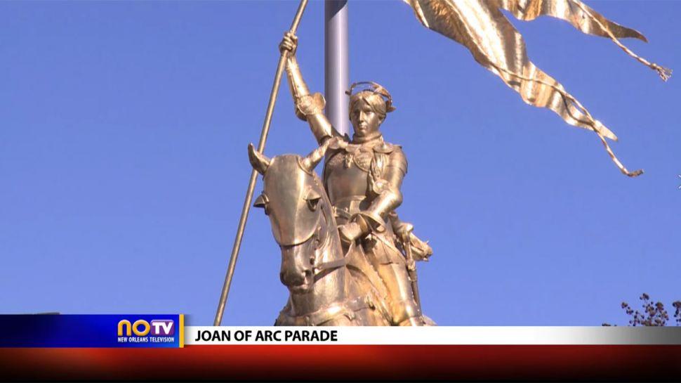 Joan of Arc Parade - Local News