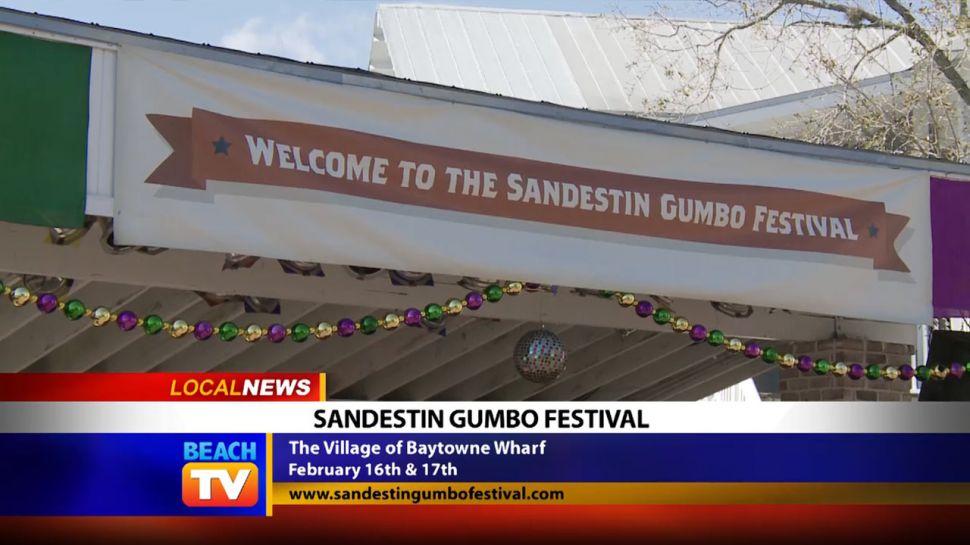 Sandestin Gumbo Festival - Local News