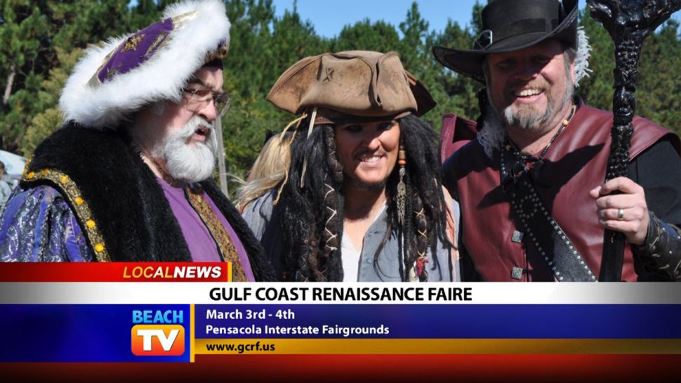 Gulf Coast Renaissance Faire - Local News