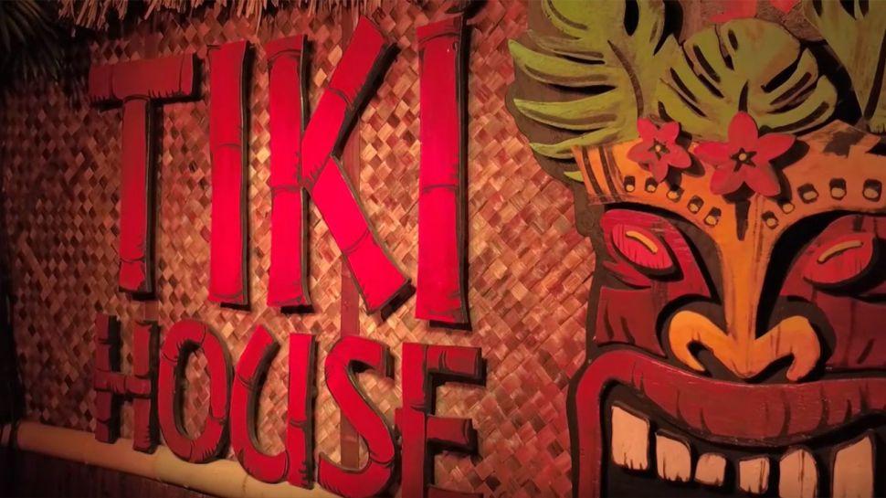Tiki House Key West