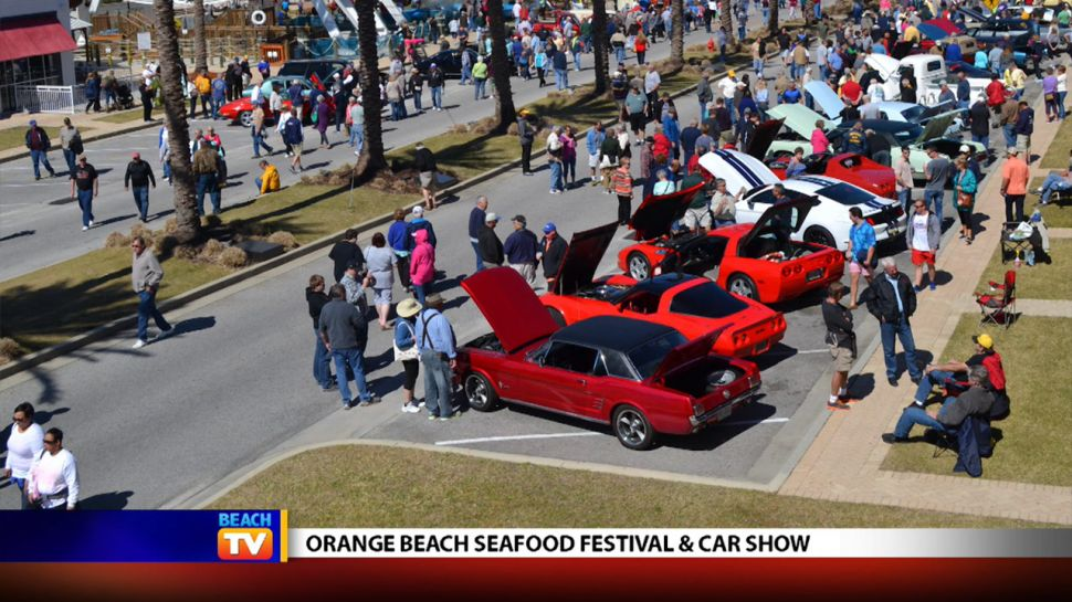 Orange Beach Seafood Festival & Car Show - Local News