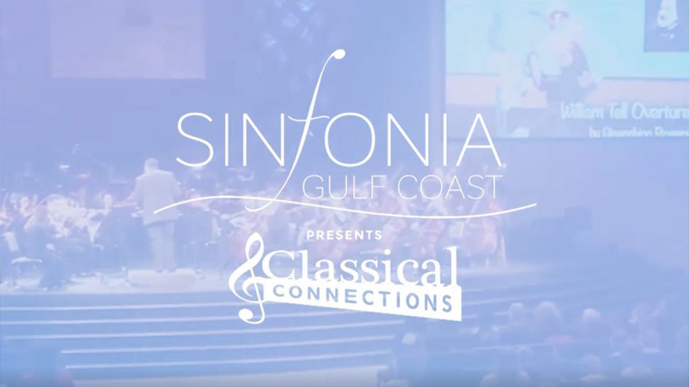 Sinfonia Gulf Coast's Classical Connections featuring SYBARITE5