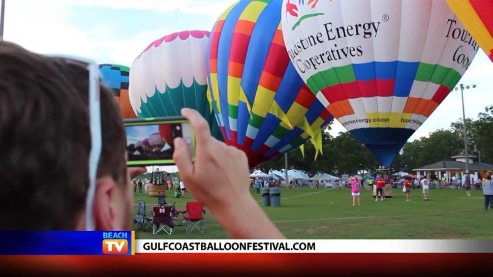 Gulf Coast Hot Air Balloon Festival - Local News