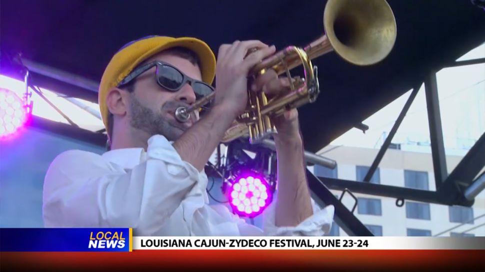 Louisiana Cajun Zydeco Festival - Local News