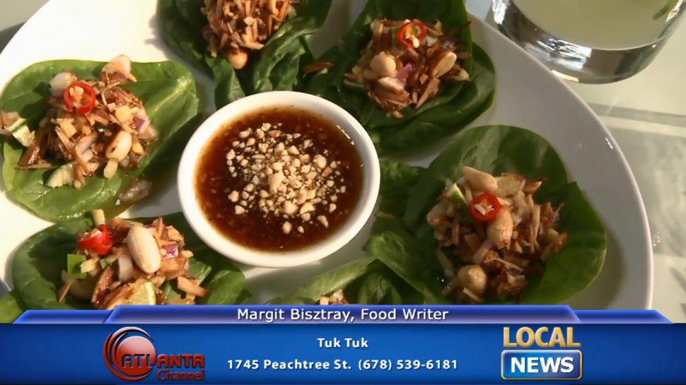 Tuk Tuk - Dining Tip