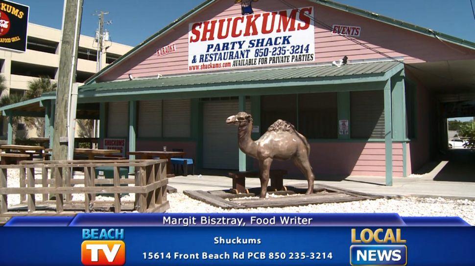 Shuckums - Dining Tip