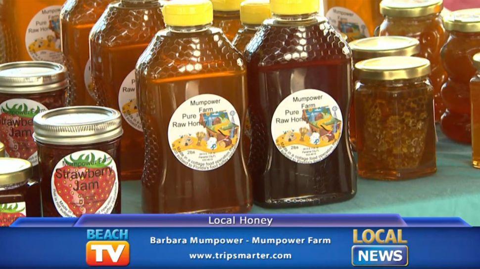 Local Honey at Mumpower Farm - Local News
