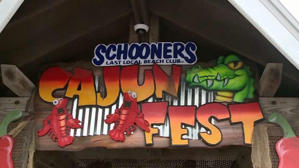 Live Broadcast Archive - Cajun Festival 2015 at Schooners