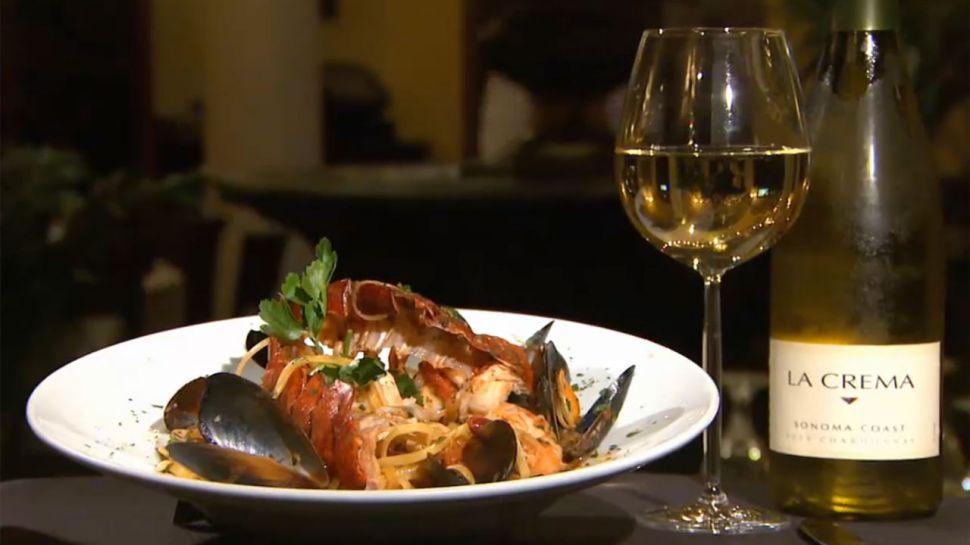 Guglielmo Ianni from Tuscany Italian Bistro - Celebrity Chefs
