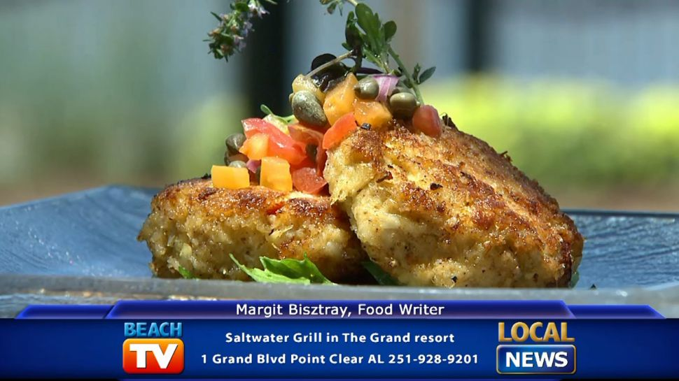 Saltwater Grill in the Grand Resort