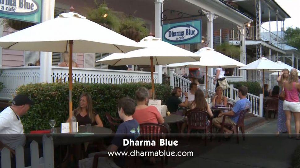 Dharma Blue - Club Hour
