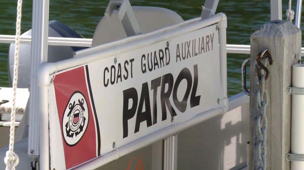 Coast Guard Auxiliary Hazwopper Training