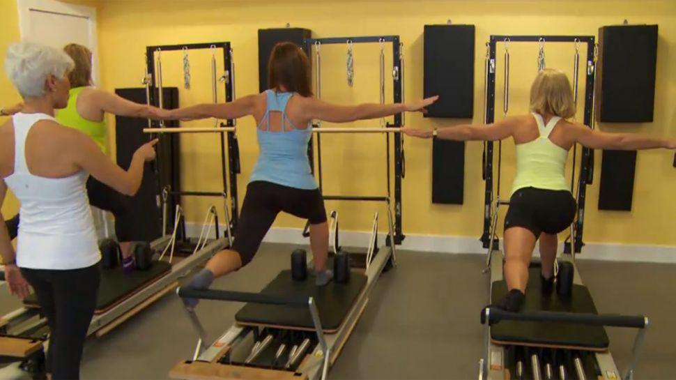 CoreFit Pilates