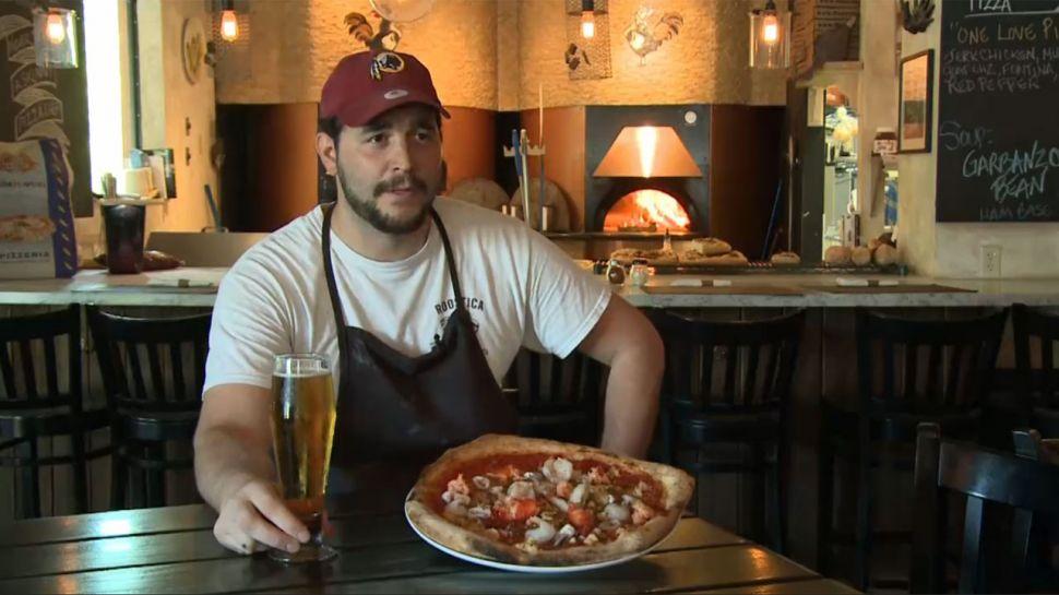 Rick Zapka from Roostica - Celebrity Chefs