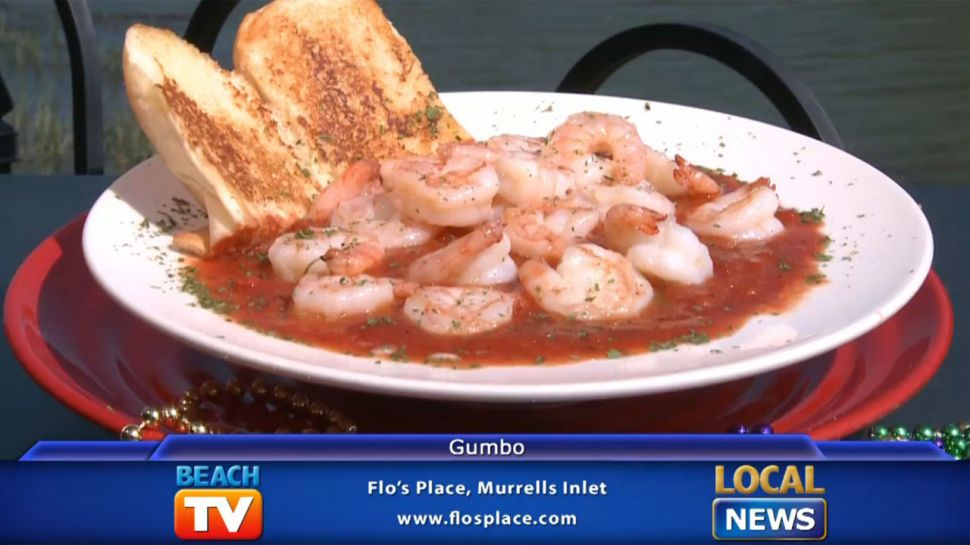 Flo's Gumbo - Dining Tip
