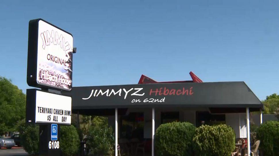 Jimmyz Original Hibachi House - A Piece of Advice