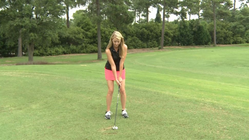 Meredith Kirk Irons Golf Tip - A Piece of Advice