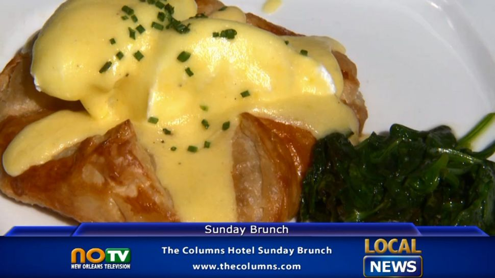 The Columns Hotel Sunday Brunch - Local News