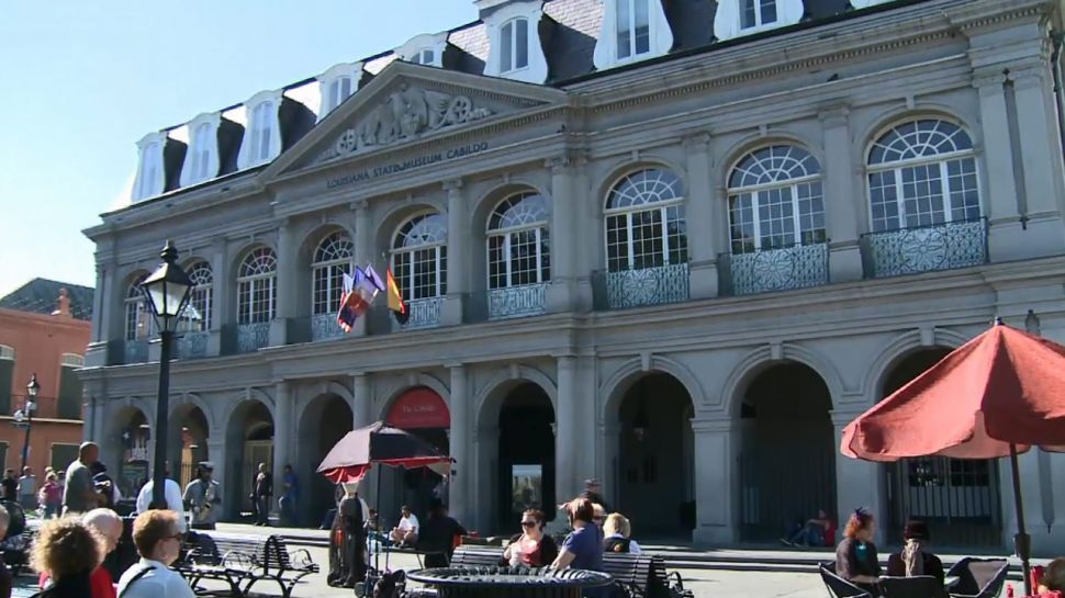 Friends of the Cabildo French Quarter Walking Tours - Did You Know?