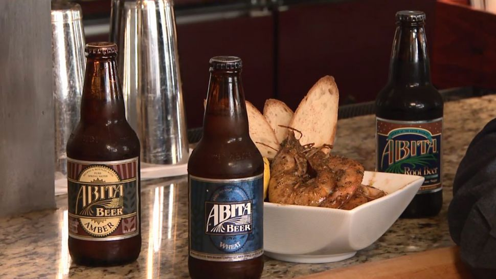 Bourbon House and Abita Brewing Co.