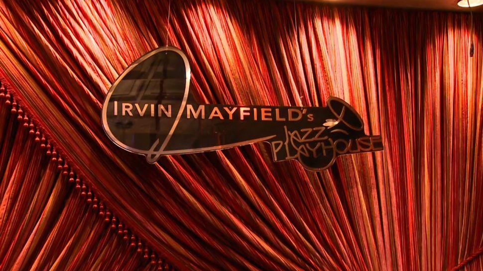 Irvin Mayfield's Jazz Playhouse